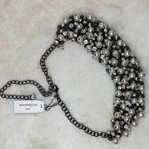 Premier Designs Enamored Necklace & Bracelet Set